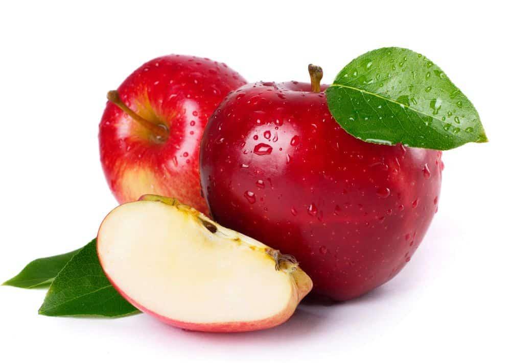 Best foods to burn fat:Apples