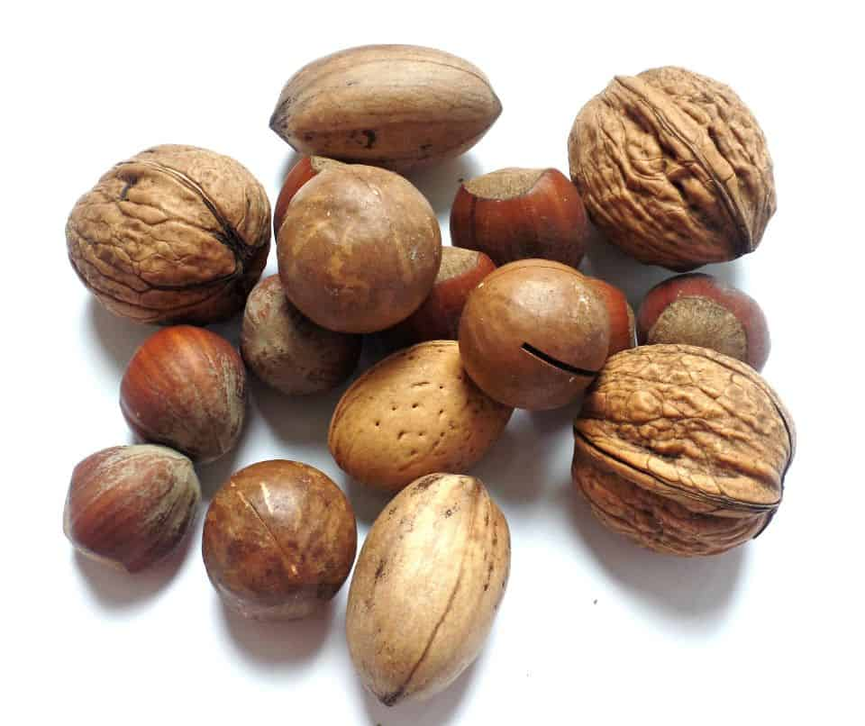 Basil Nuts