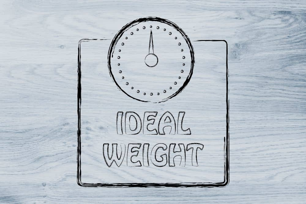 Nutrition, dieting and ideal weight