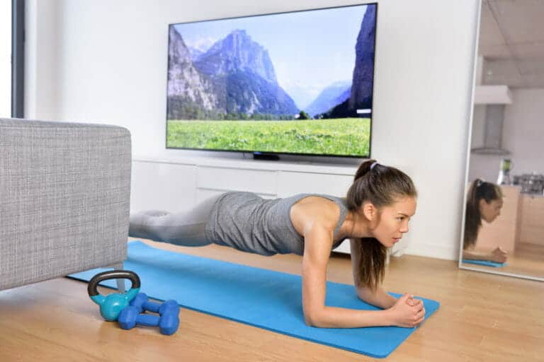 Core Exercises For Women: Strengthen Your Core With These Simple Exercises!
