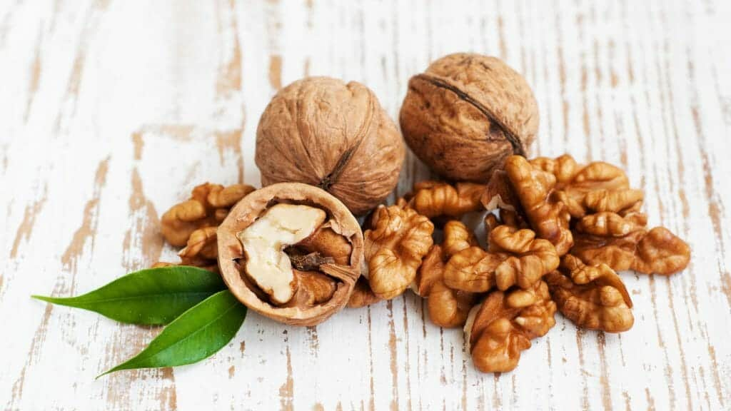 Healthy Foods To Eat:Walnuts