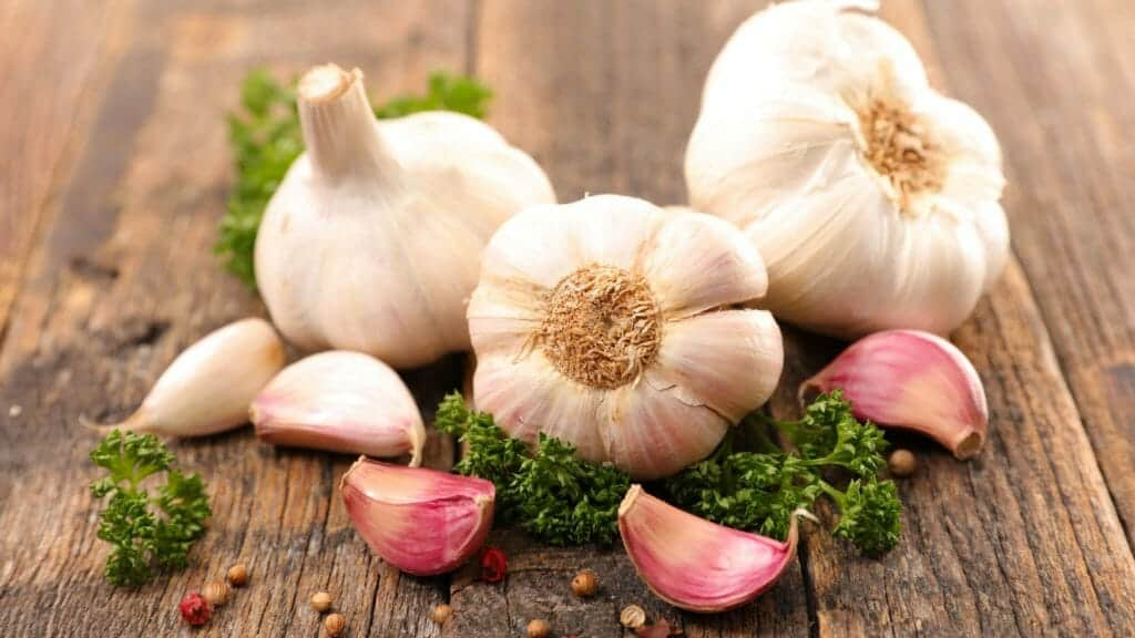 Healthy Foods To Eat:Garlic