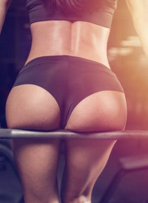 top 5 exercises for butts