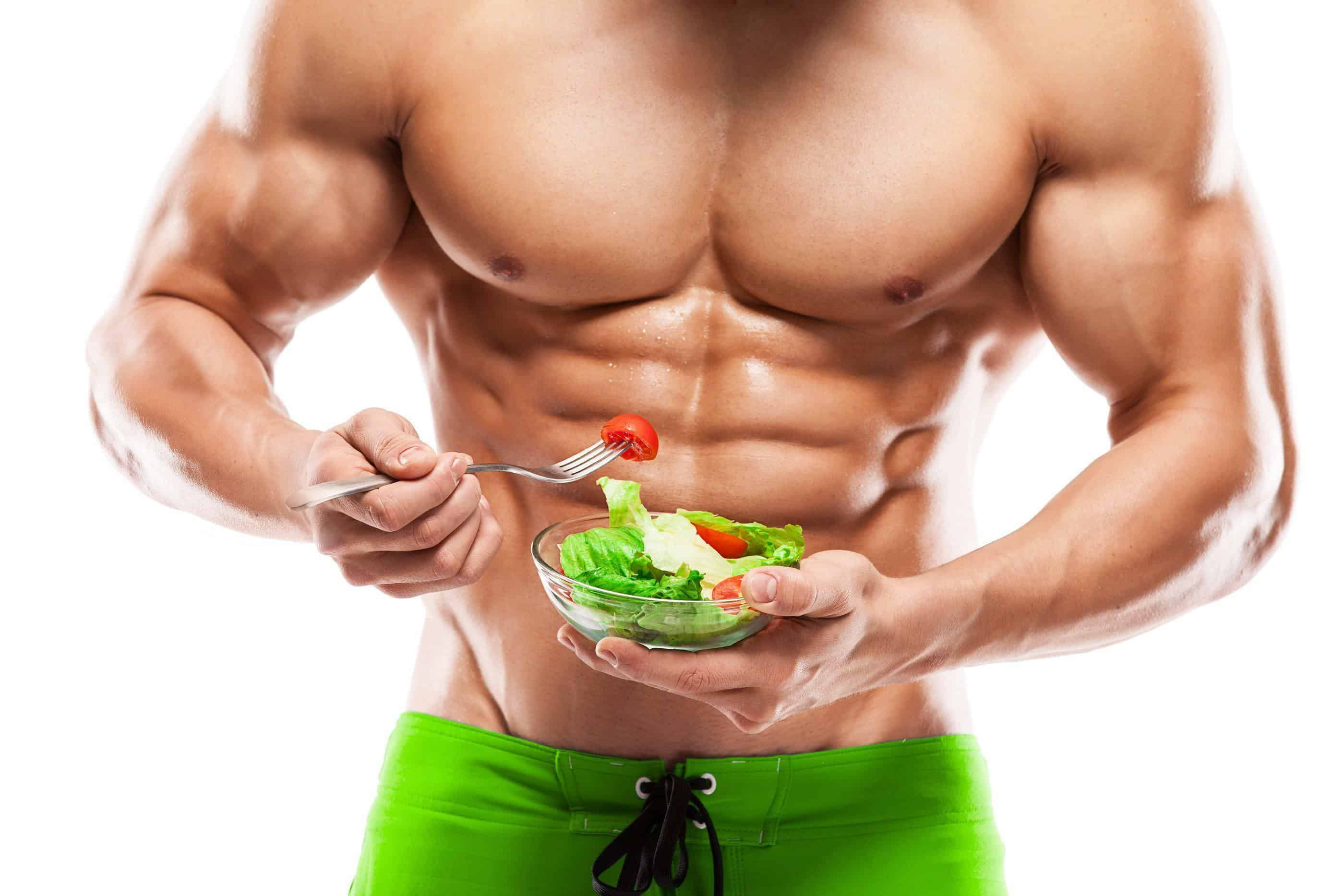 The Right Muscle Building Diet