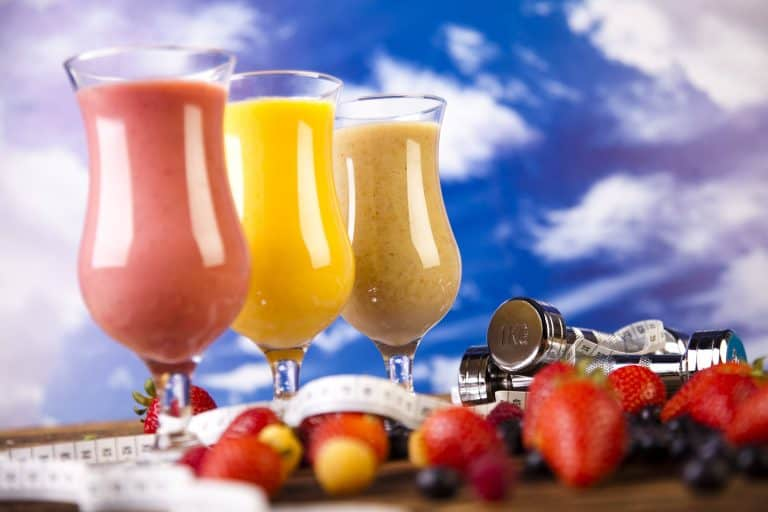 Weight Loss Shakes to your health's content!