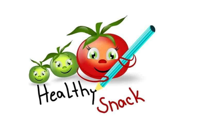 12 Healthy Snacks For Perfect Nutrition
