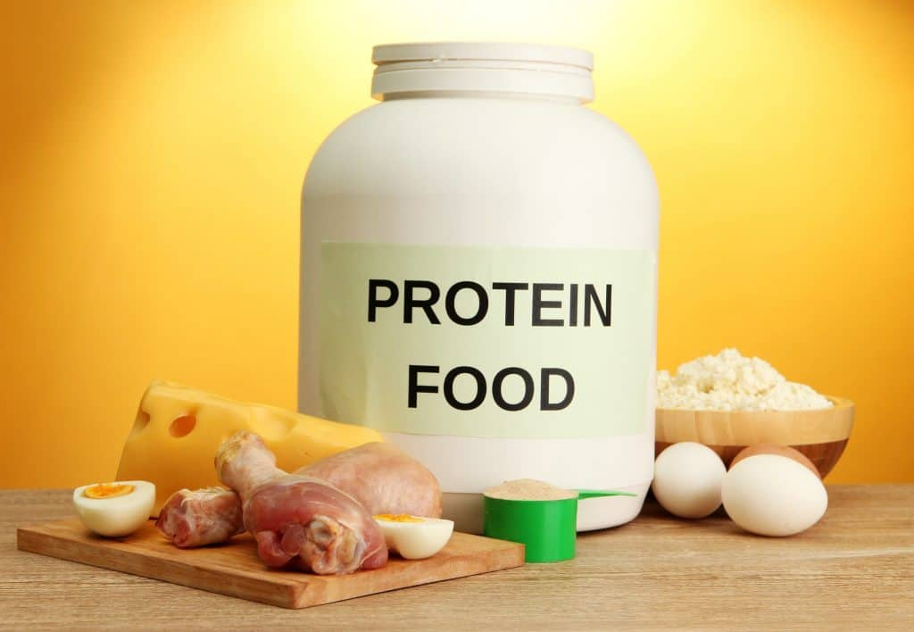 Top Foods High in Protein