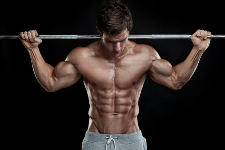 How to Get Ripped : Eight Easy Steps