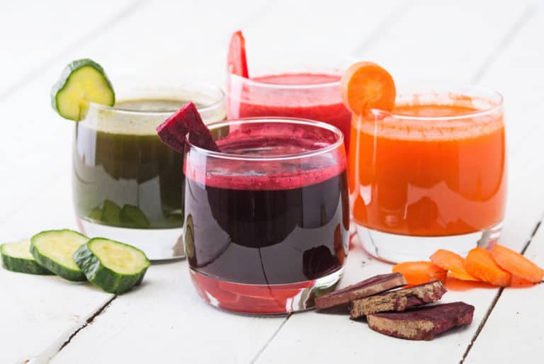 Why Juicing For Weight loss?