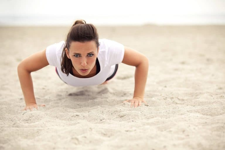 Five Minutes Workout To Burn Fat Fast