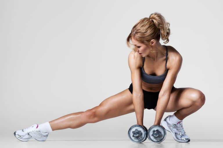 7 Home Workouts That Don't Take A Lot Of Space