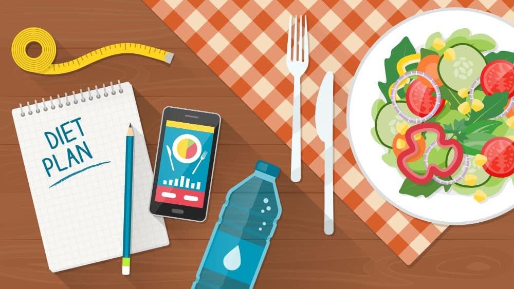 Food, diet, healthy lifestyle