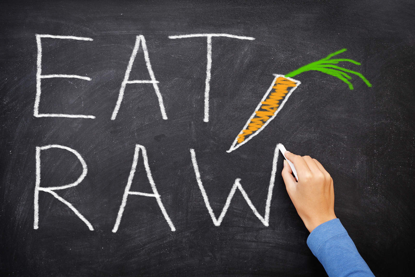 A Complete Guide to the Raw Food Diet