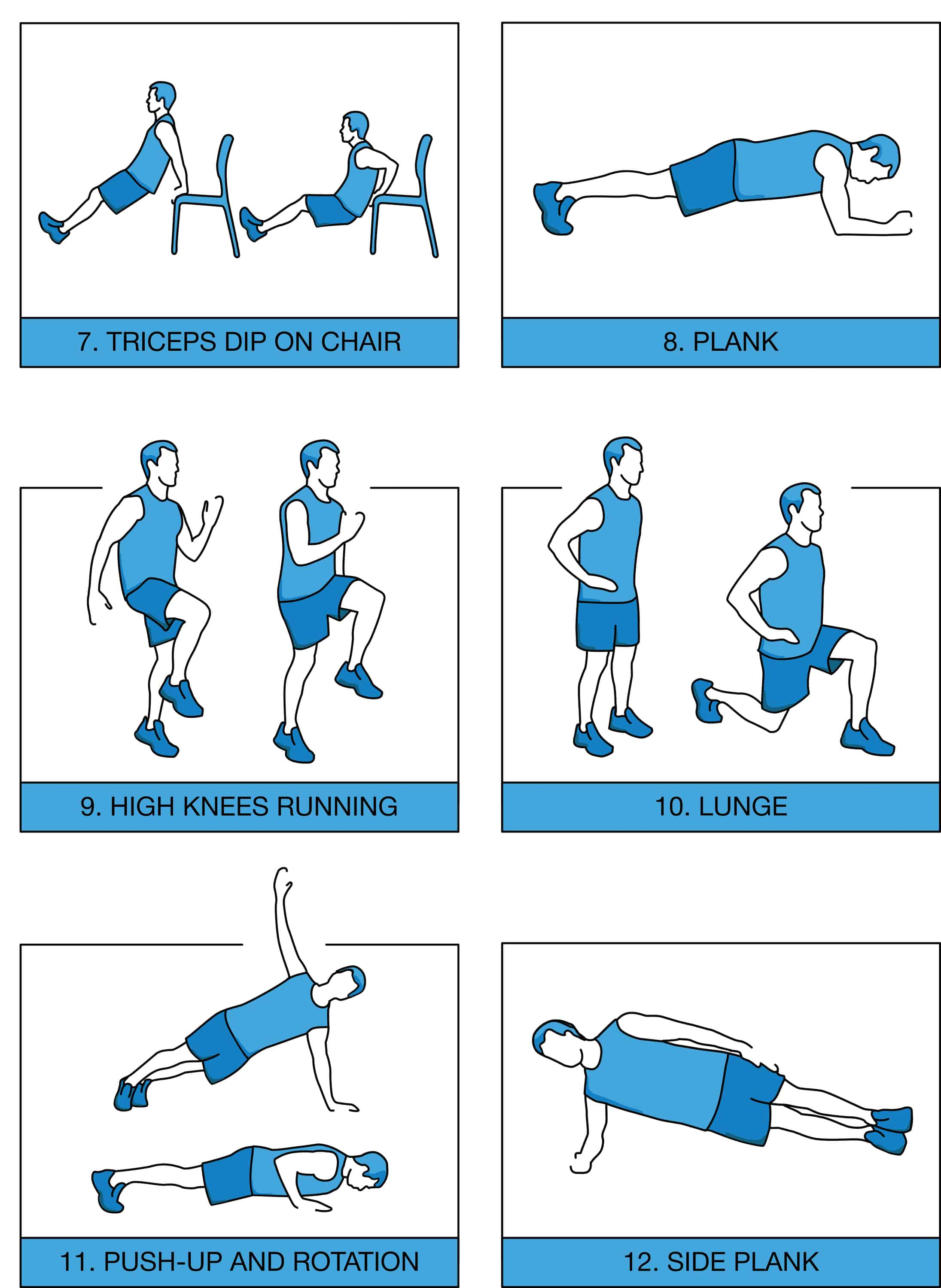 What Is The 7 Minute Workout And How Does It Work