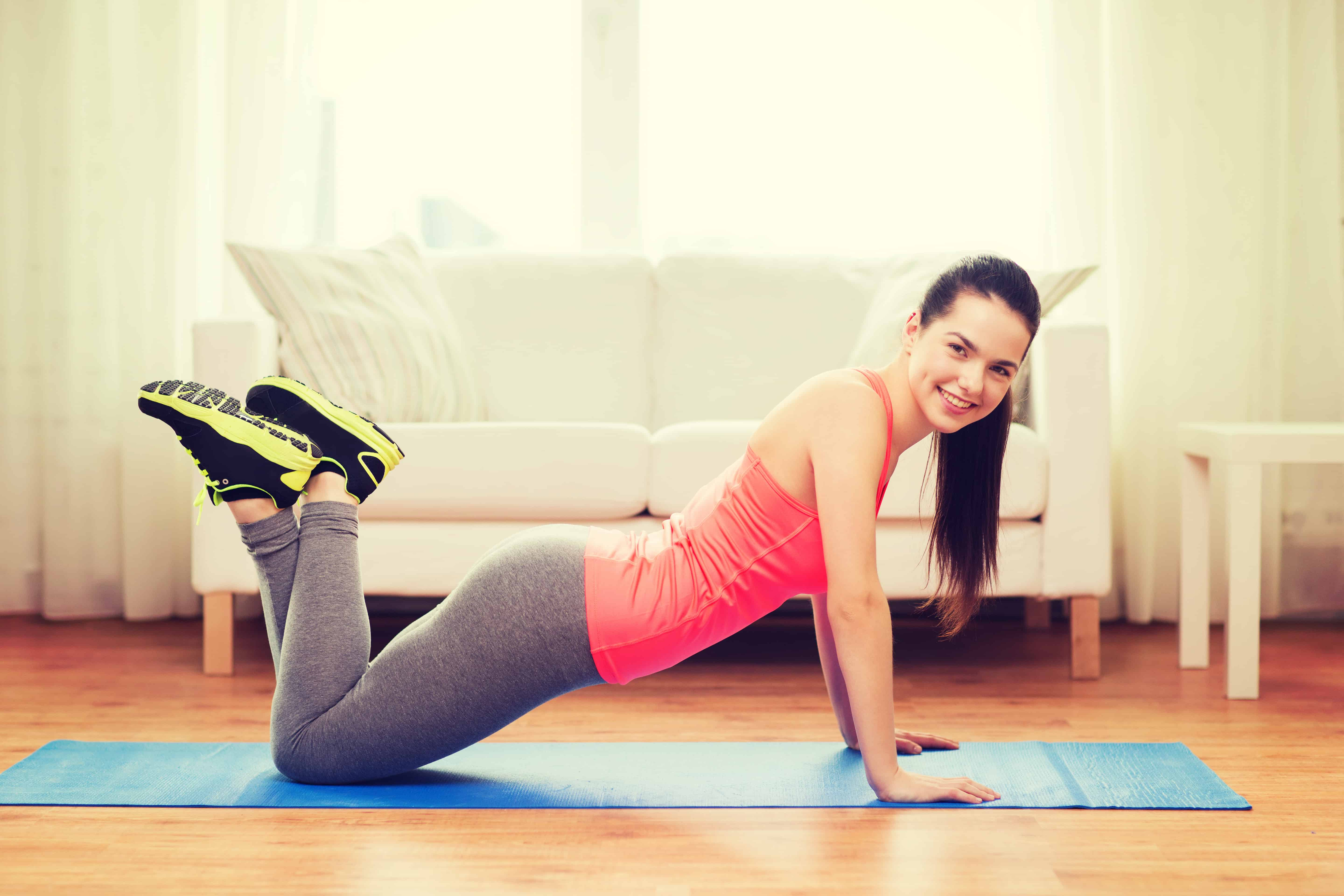 benefits of 7 minute workout