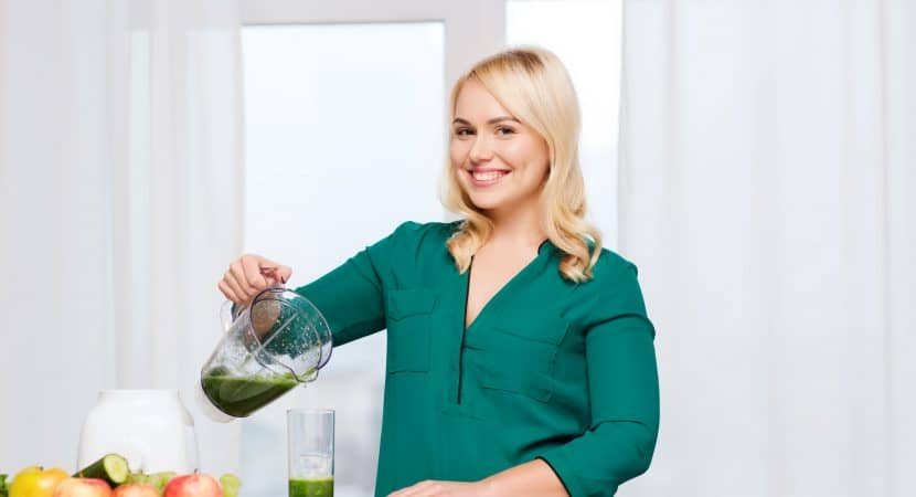 Green Smoothie Recipes for the Time Constrained American