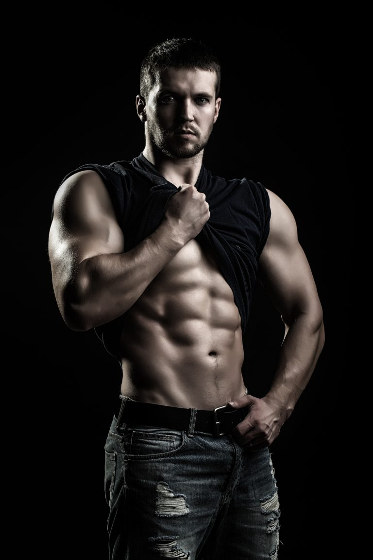 How Serious Are You About  Getting Six-Pack Abs?
