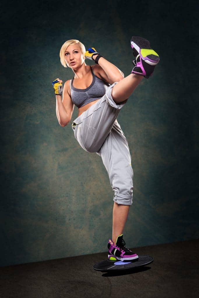 celebrity workout:piloxing