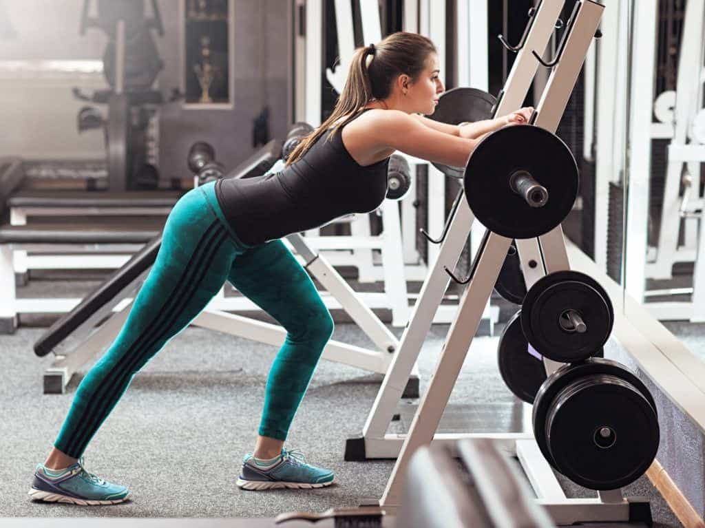 Barbell exercises to master