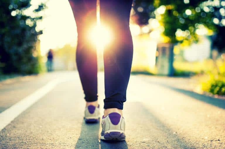Take The First Step To Enjoy The Amazing Benefits Of Walking