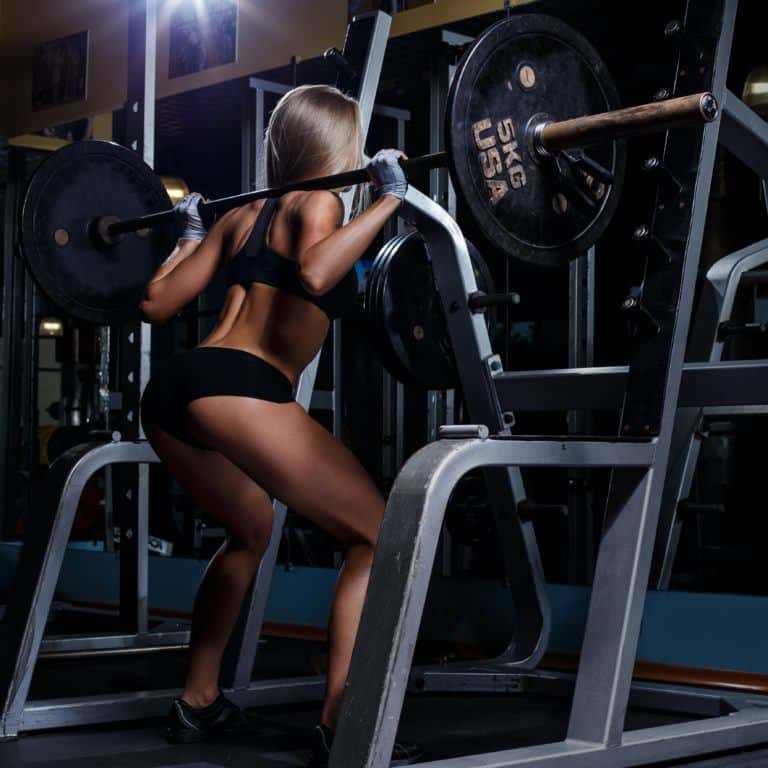 The Benefits Of Squats:Not  Only For Your Legs