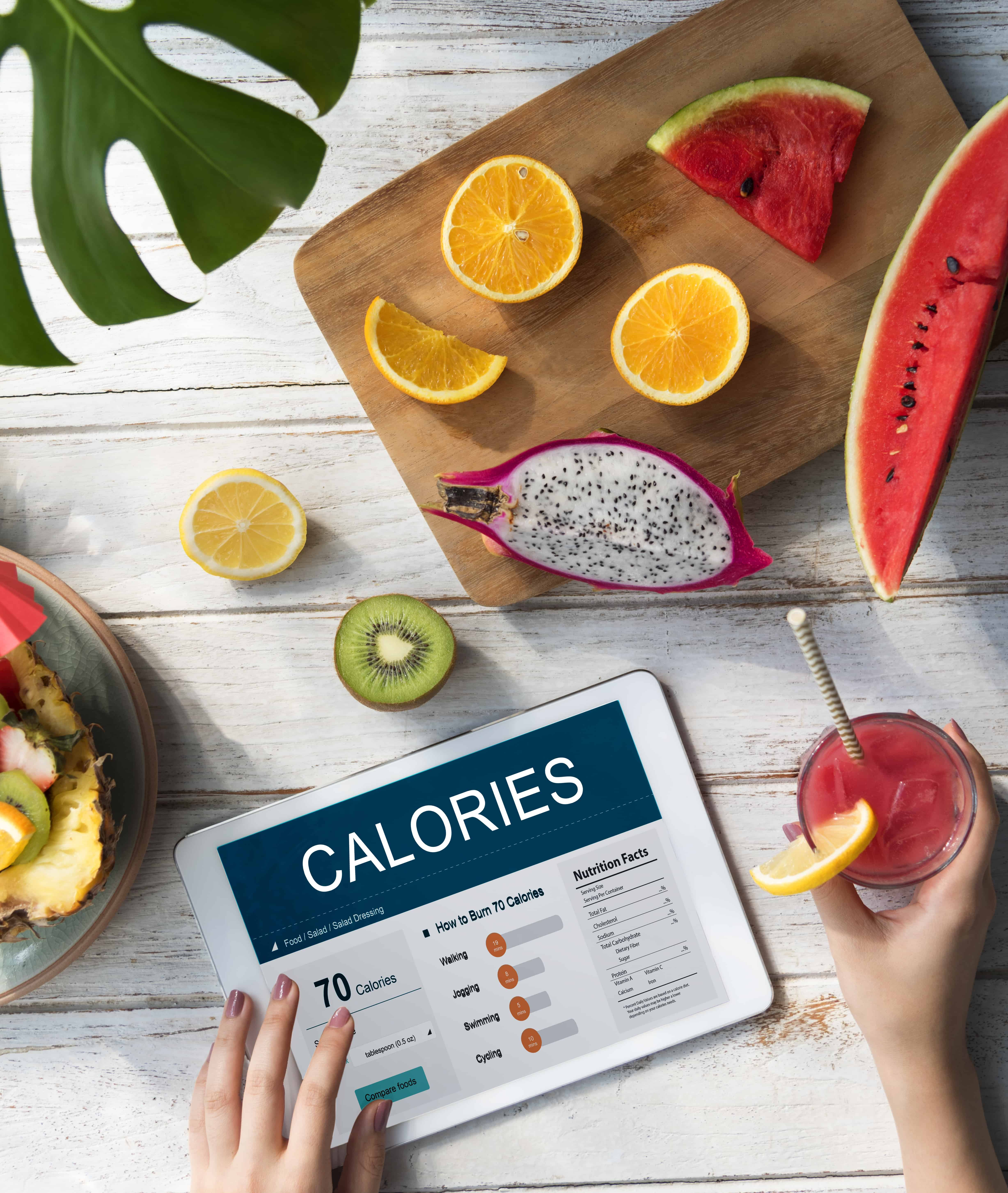 Calorie Counting Or Intuitive Eating