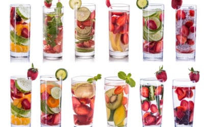 Infused Water Recipes That Will Keep You Hydrated