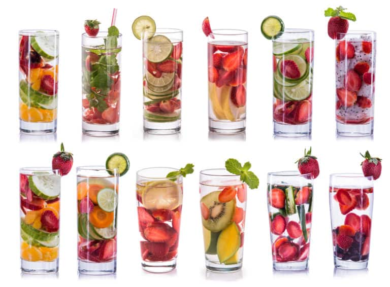 9 Infused Water Recipes That Will Keep You Hydrated