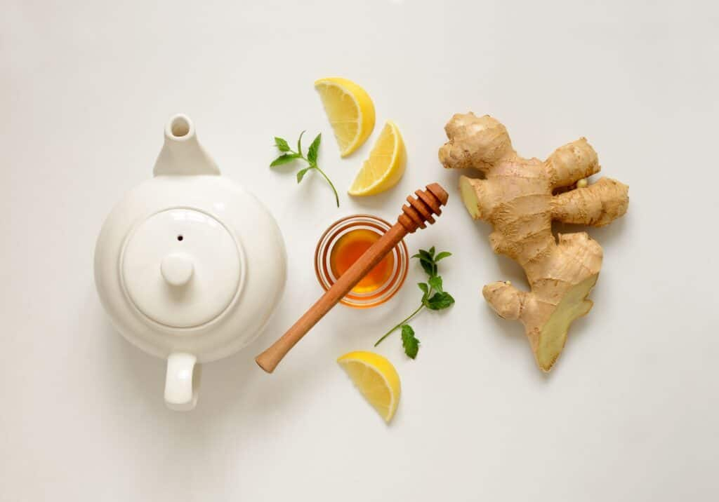 Home Remedies For Weight Loss:ginger and honey