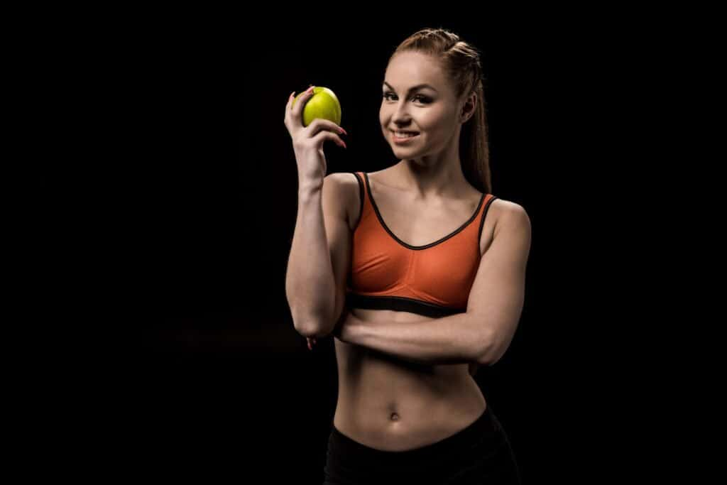 Home Remedies For Weight Loss:apples