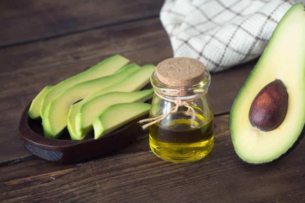 avocado:healthy cooking oils