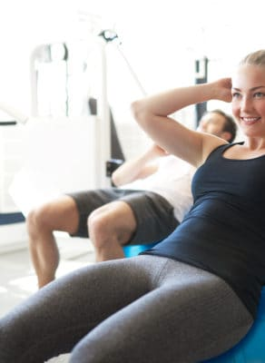 Use Stability Balls To Stay In A Great Shape