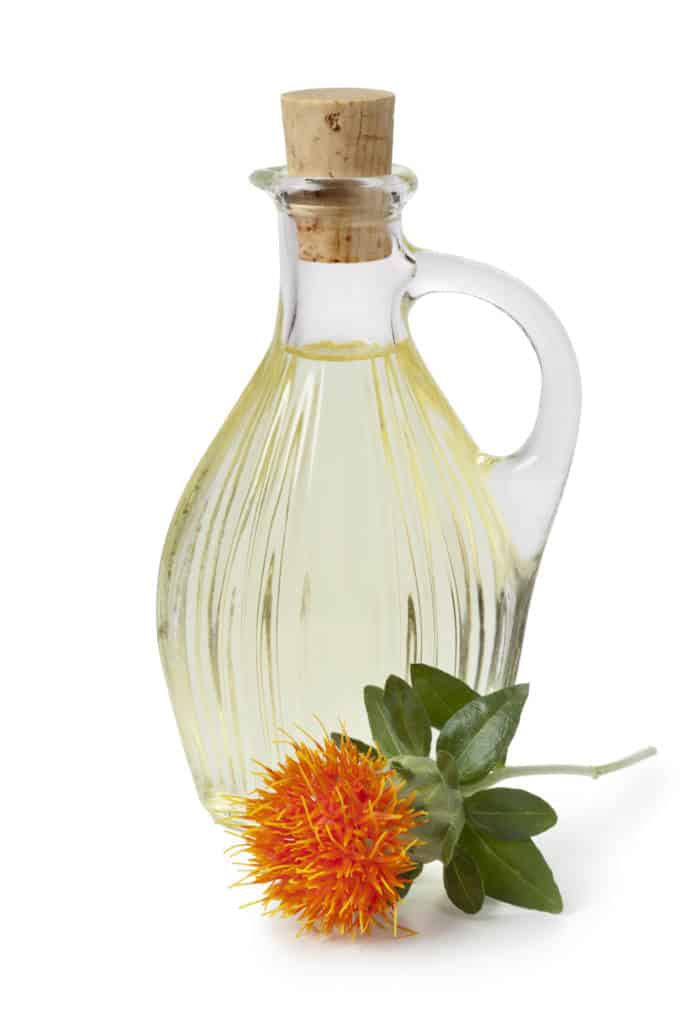 safflower healthy cooking oil