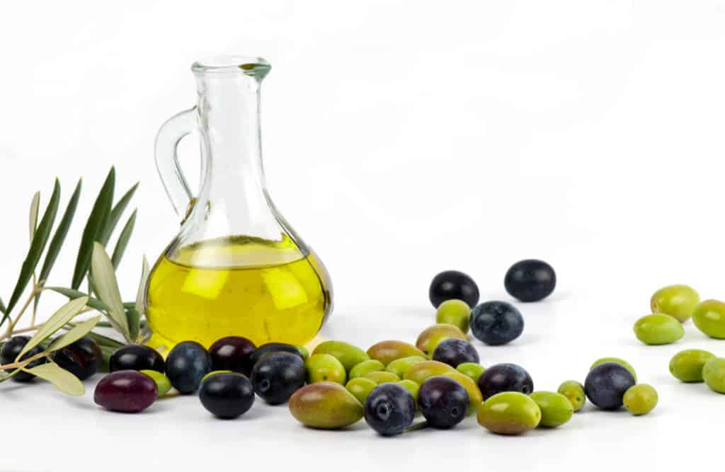 healthy cooking oils:extra virgin olive oil