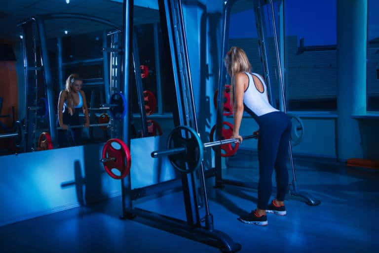 11 Steps Guide To Women's Weight Training