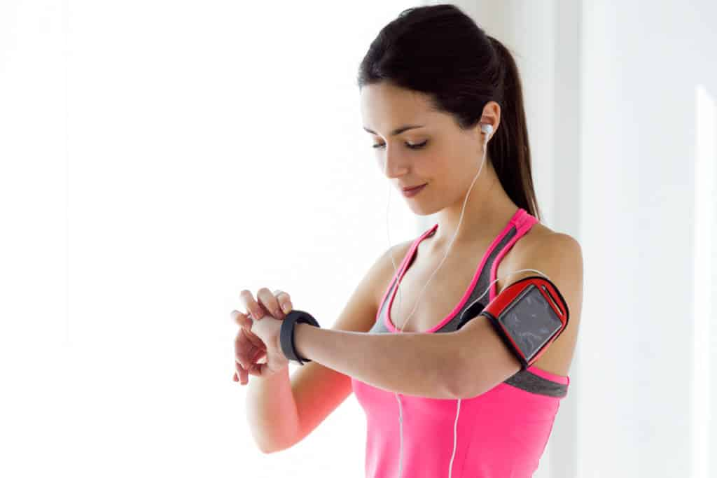 Pedometers and heart rate monitors for weight loss