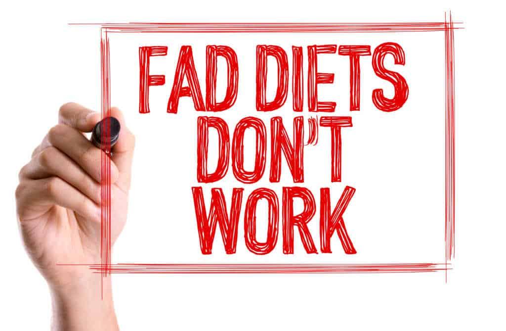 crash diets