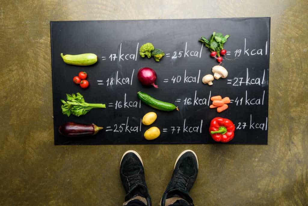 Following A healthy vegan diet plan
