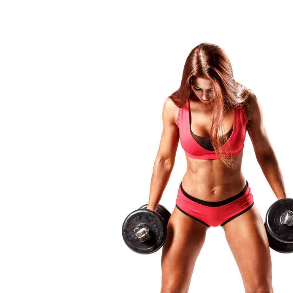 barbell vs. dumbbell