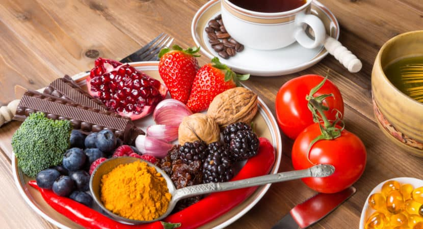The Different Types Of Antioxidants You Should Know About
