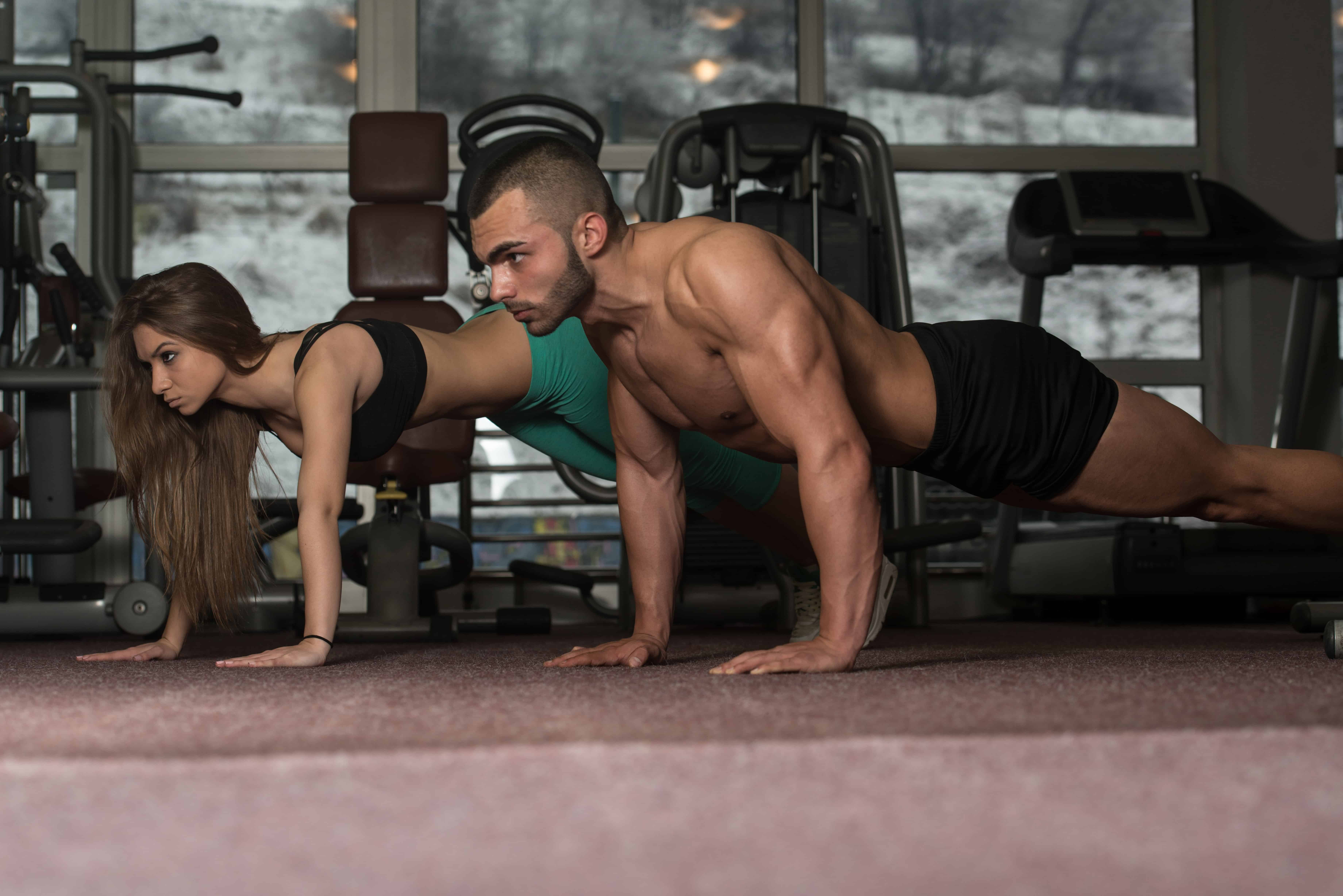 Common Mistakes People Make With Bodyweight Training for Fat Loss