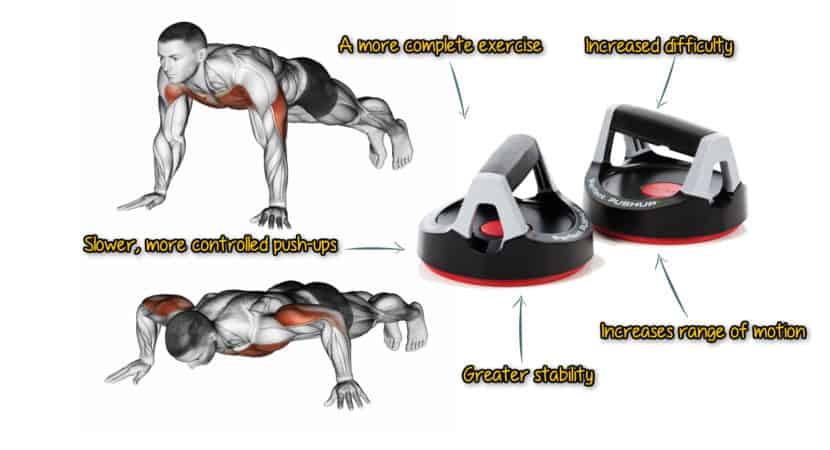 The perfect pushup workout