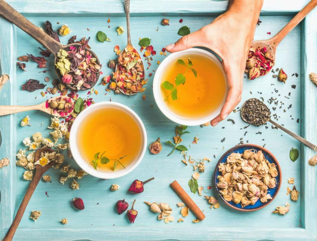 dieter's tea herbal ingredients