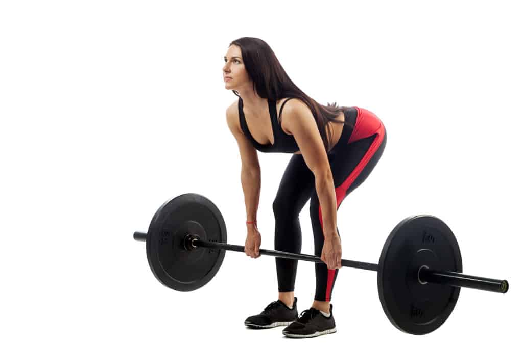 Crossfit workouts:Deadlifts