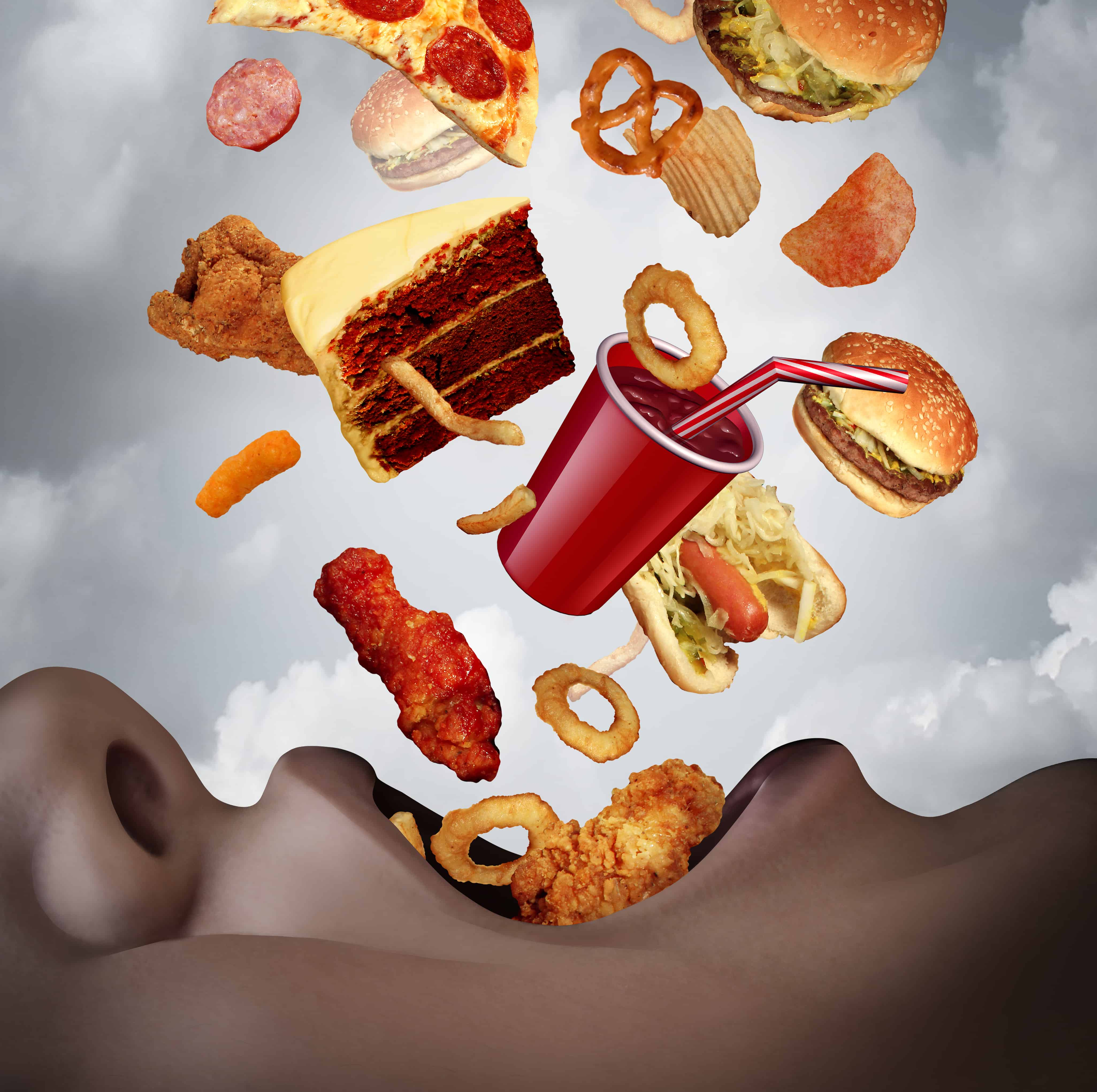 8 common signs that you have food addiction