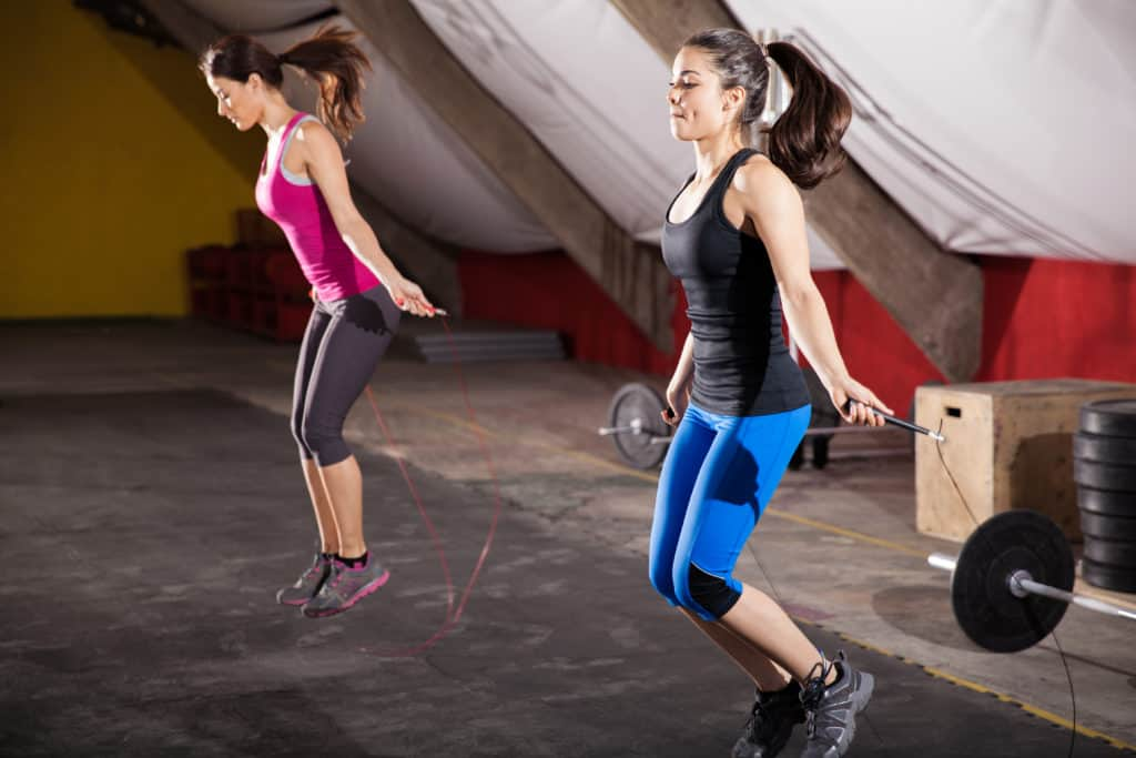CrossFit Workouts for Beginners:Jump Rope