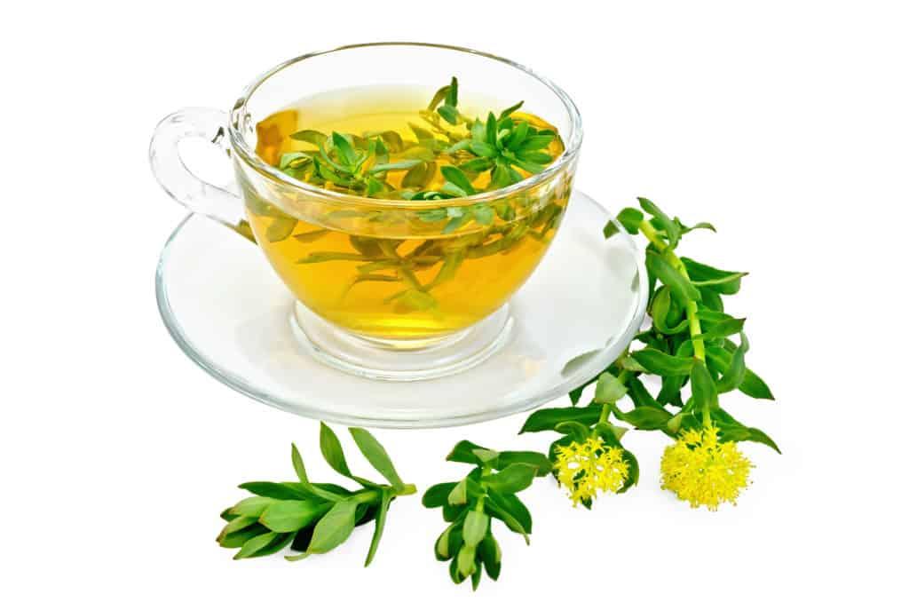 Adaptogenic herbs:Rhodiola rosea