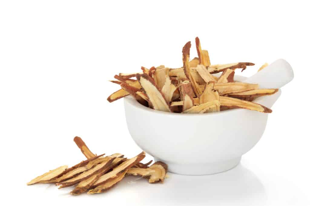 Licorice Root:Adaptogenic herb