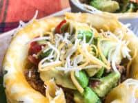 Keto Taco Bowls With Avocado Salsa Recipe 1