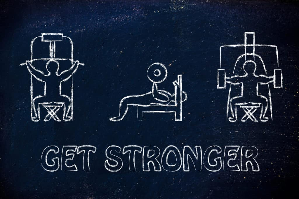 Strength Training for Fat Loss Exercises